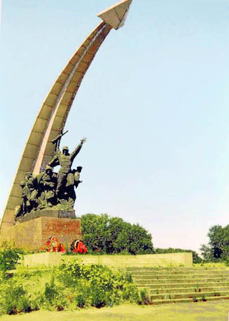 Мемориальный комплекс «Кумженская роща»