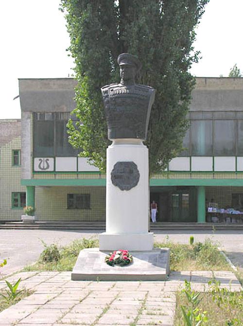 Памятник Г. К. Жукову