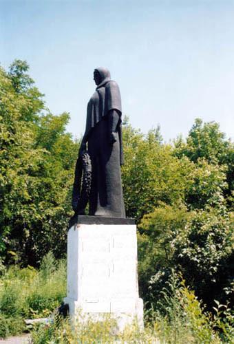 Братское захоронение ростовчан, погибших в годы ВОВ