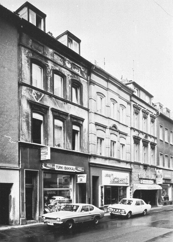 Keupstraße 70-76 ca. 1976