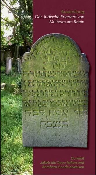 Ausstellung Jüdischer Friedhof