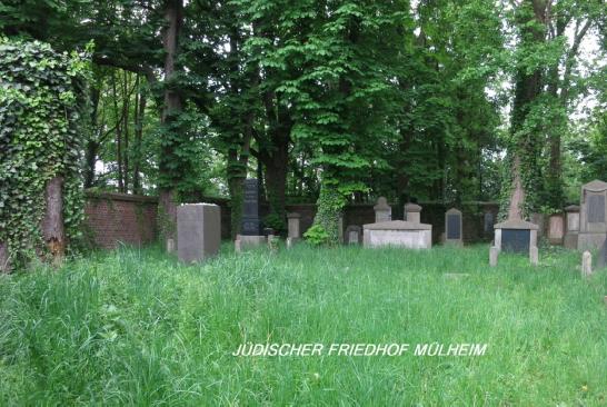 Führungen auf dem jüdischen Friedhof 2021