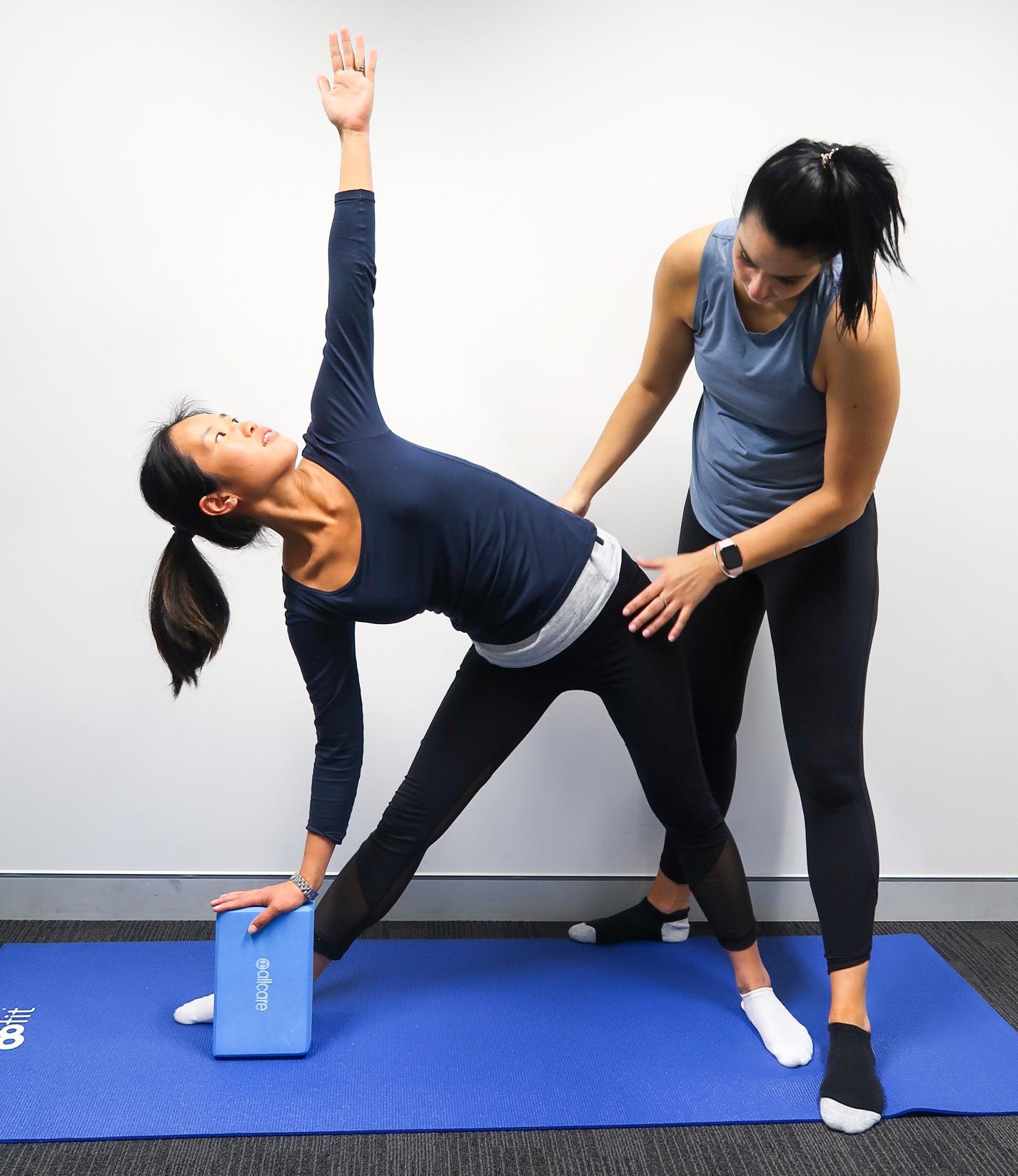 Therapeutic Yoga - sydneywomensphysiotherapy