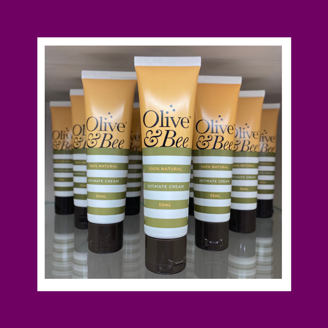 Why you should consider using Olive & Bee Intimate Cream!