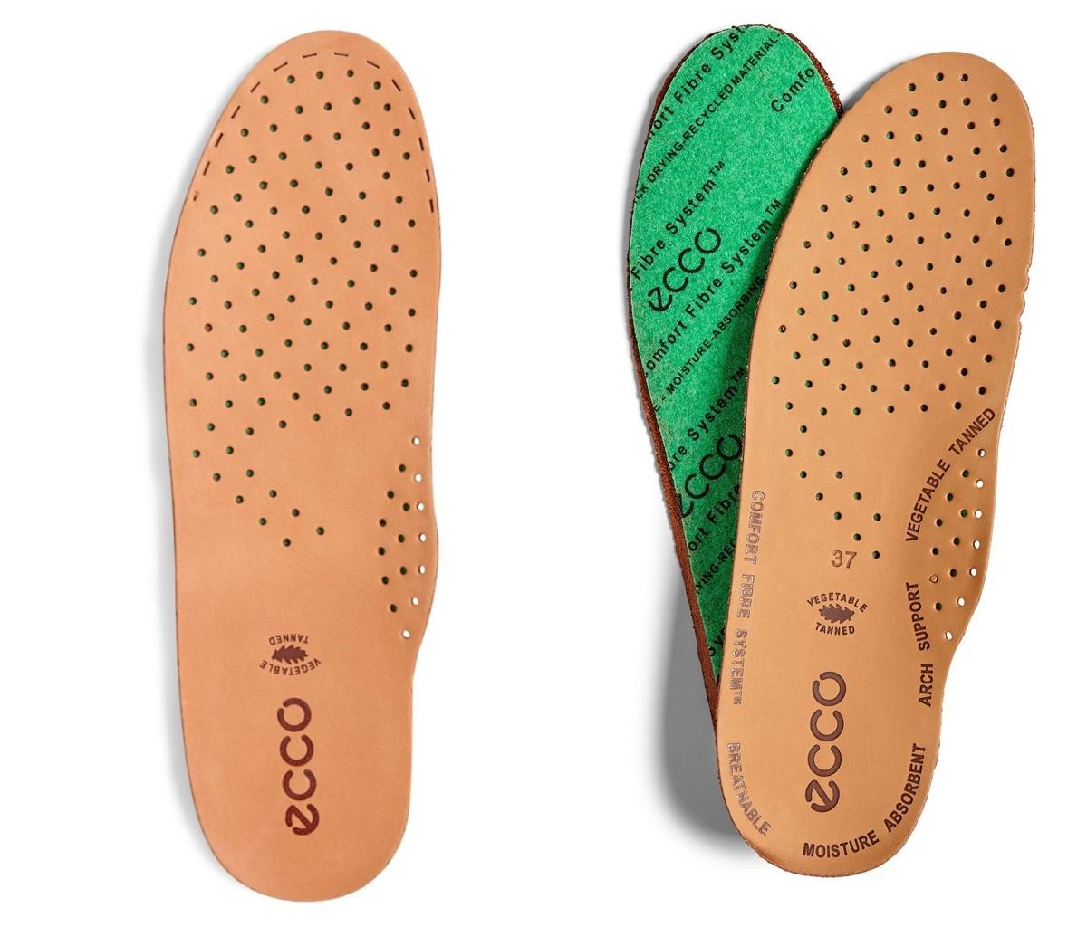 Ecco Leder Einlage * Beratung und Tipps zu diesem Produkt erhalten Sie im Geschäft