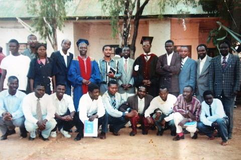 Année academique 1997-98