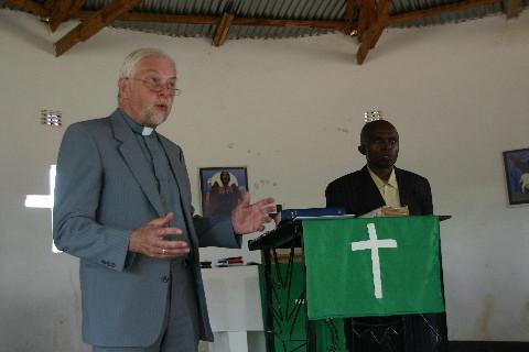 Prof. Johannes Triebel (Allemagne) : « L'Eglise luthérienne – est-elle indispensable pour la communauté des églises du monde ? »