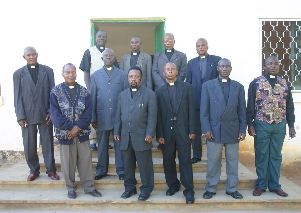 Des pasteurs avant le recyclage...