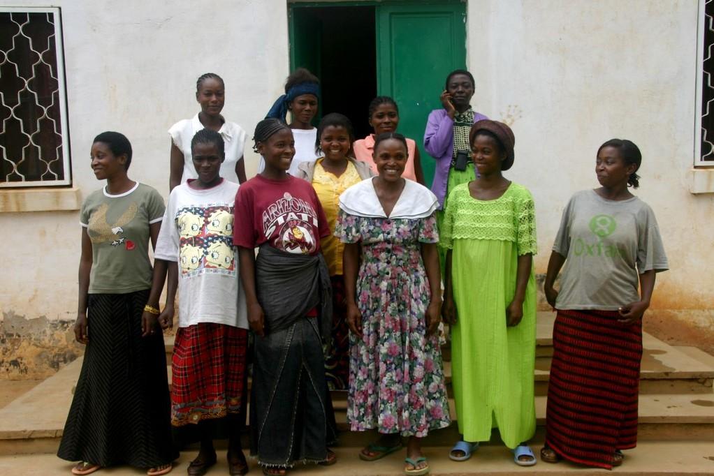 Les épouses des étudiants 2009