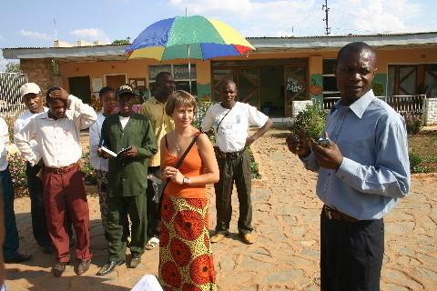 Balou, Kimbeimbe: une maison des handicapés