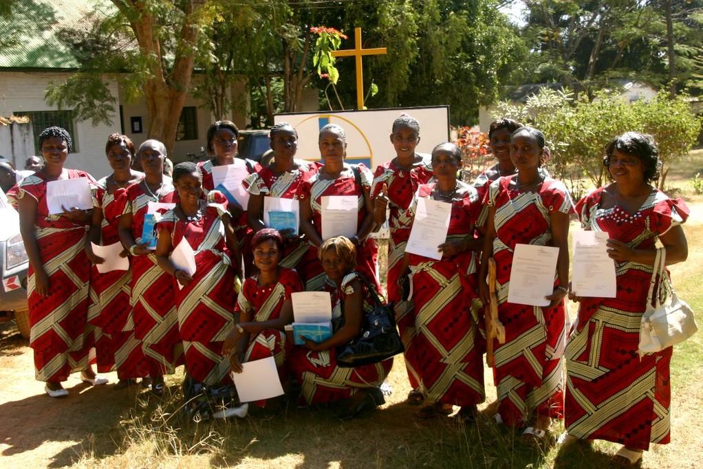 Centre des femmes 2010 - en uniforme