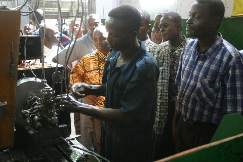 Cité des jeunes, Lubumbashi
