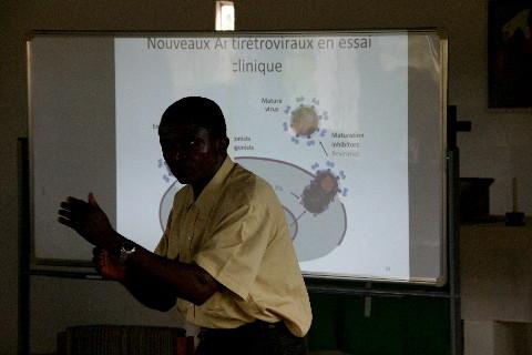 Séminaire sur la prévention du VIH