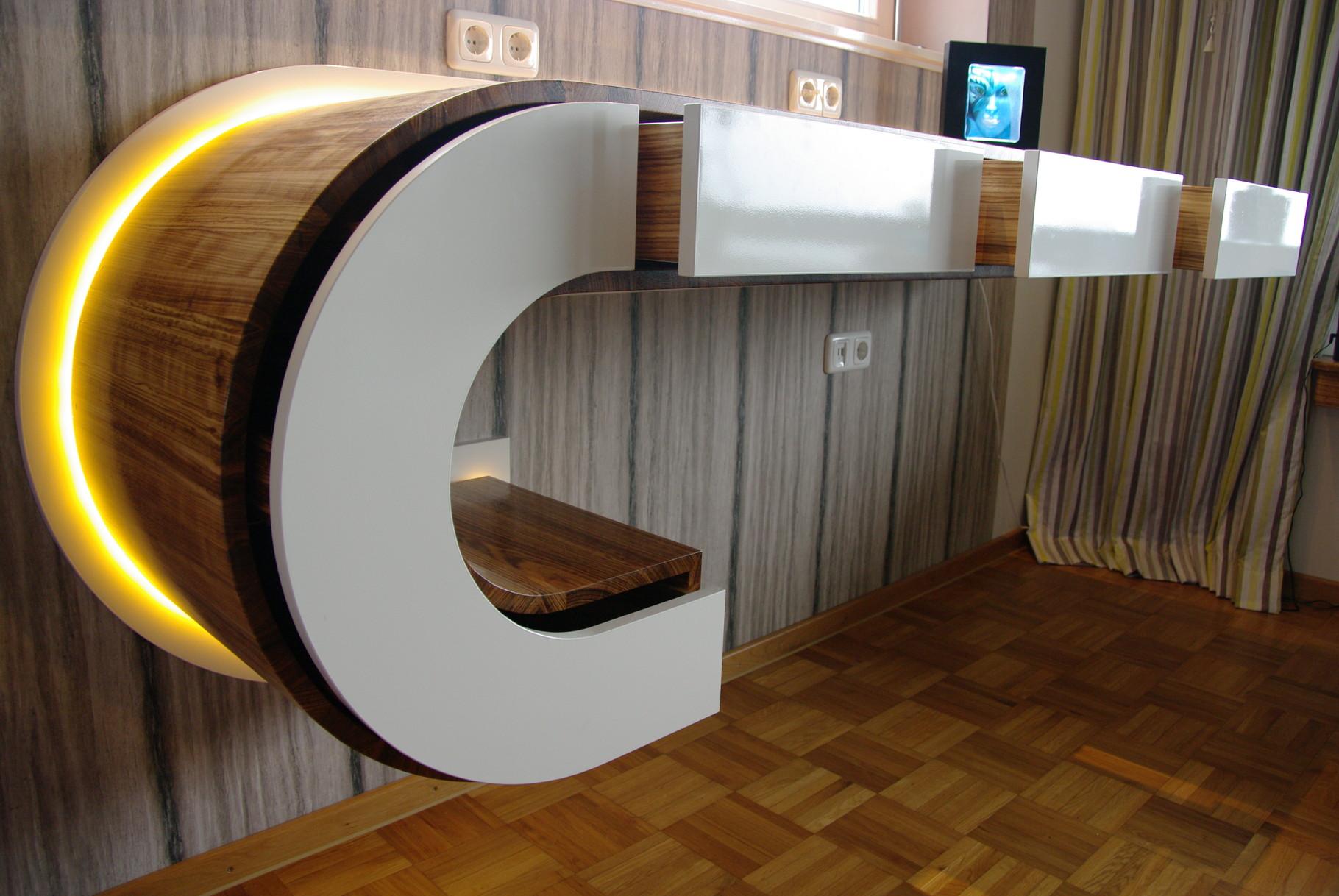 HoWeCa - Individueller Möbelbau, Hidden Furniture