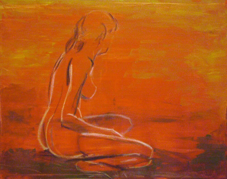 Die Göttin der Morgenröte