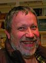 Raimund Schüller, der Zeichner der Buchreihe um den Weihnachtsengel Alexis.