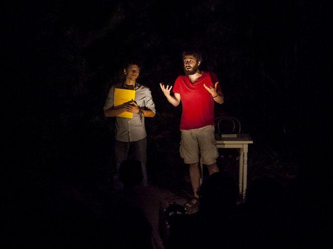 Ce soir au bord du Lac de Freydières: voyage imaginaire au coeur des Trous noirs..; (voir billet ci-dessus)
