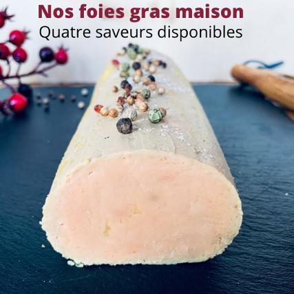 Préparés par Tim le cusinier de la Gélinotte, de très bons foies gras maison à déguster à partir de jeudi ! Pensez à commander avec un clic sur la photo.