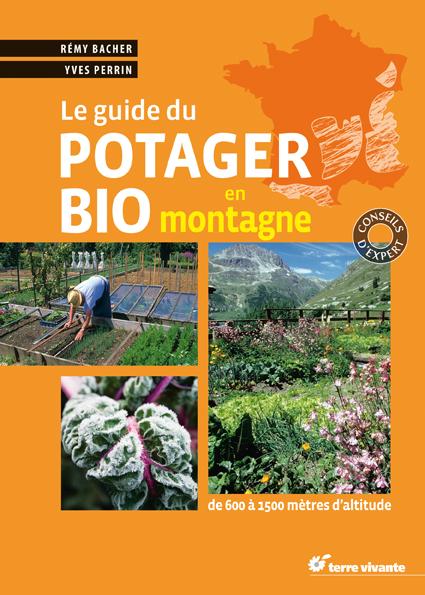 Ce mercredi à 17h à la Gélinotte, rencontre avec les auteurs du guide des potagers bio en montagne !