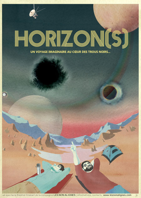Au bord du Lac de Freydières, embarquez à bord d'un vaisseau spatial spécialement conçu pour l'exploration des trous noirs, et partez à leur découverte et à la rencontre de leurs mystérieuses singularités