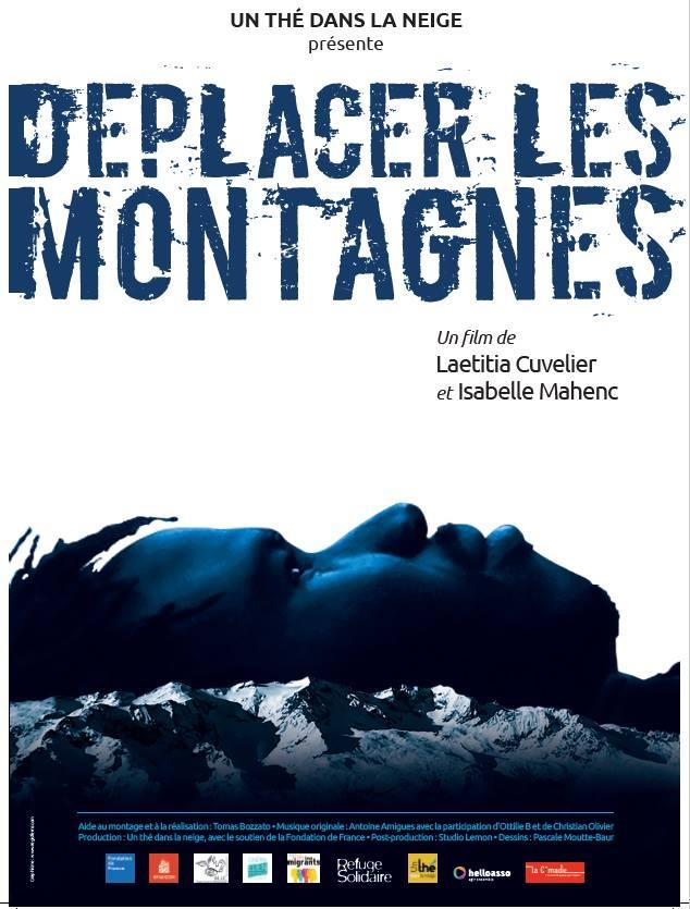 """Hier soir l'amphitéatre du musée de Grenoble était trop petit pour accueillir """"Déplacer les montagnes"""". Un film à voir (billet ci-dessus). Merci Laetitia Cuvelier et Isabelle Mahenc."""