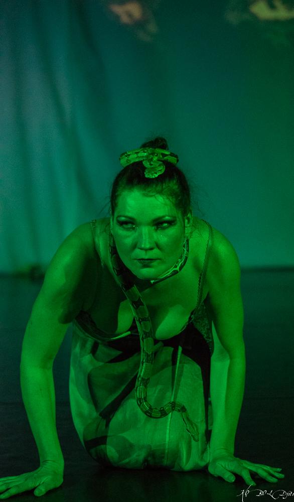 Atlantis Tanzshow 2016, Katharina Nicht