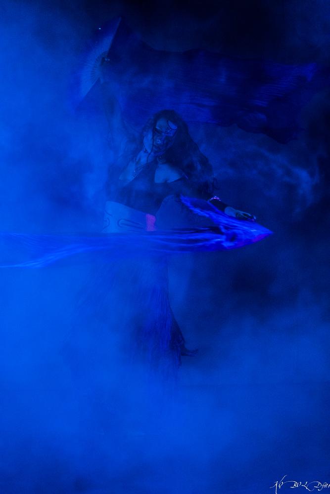 Atlantis Tanzshow 2016, Una Shamaa
