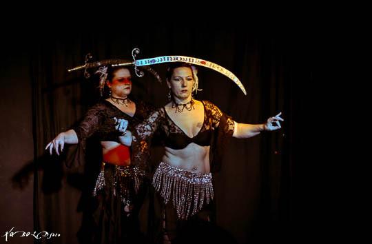 Proserpina 2013 - Open Stage * Hetaeria