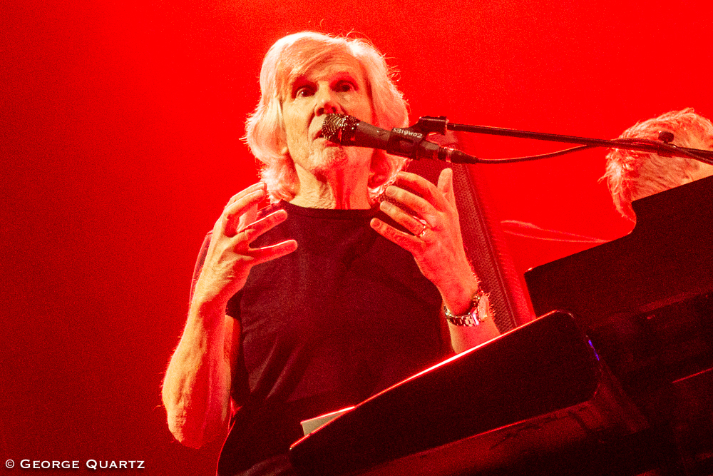 The Zombies, November 2018, Hannover, Capitol