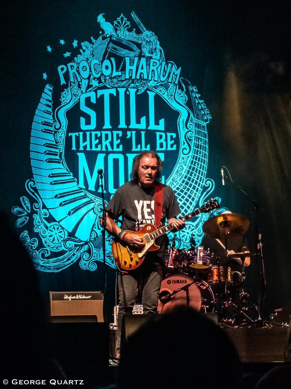Procol Harum live in Berlin October 2018, Admiralspalast