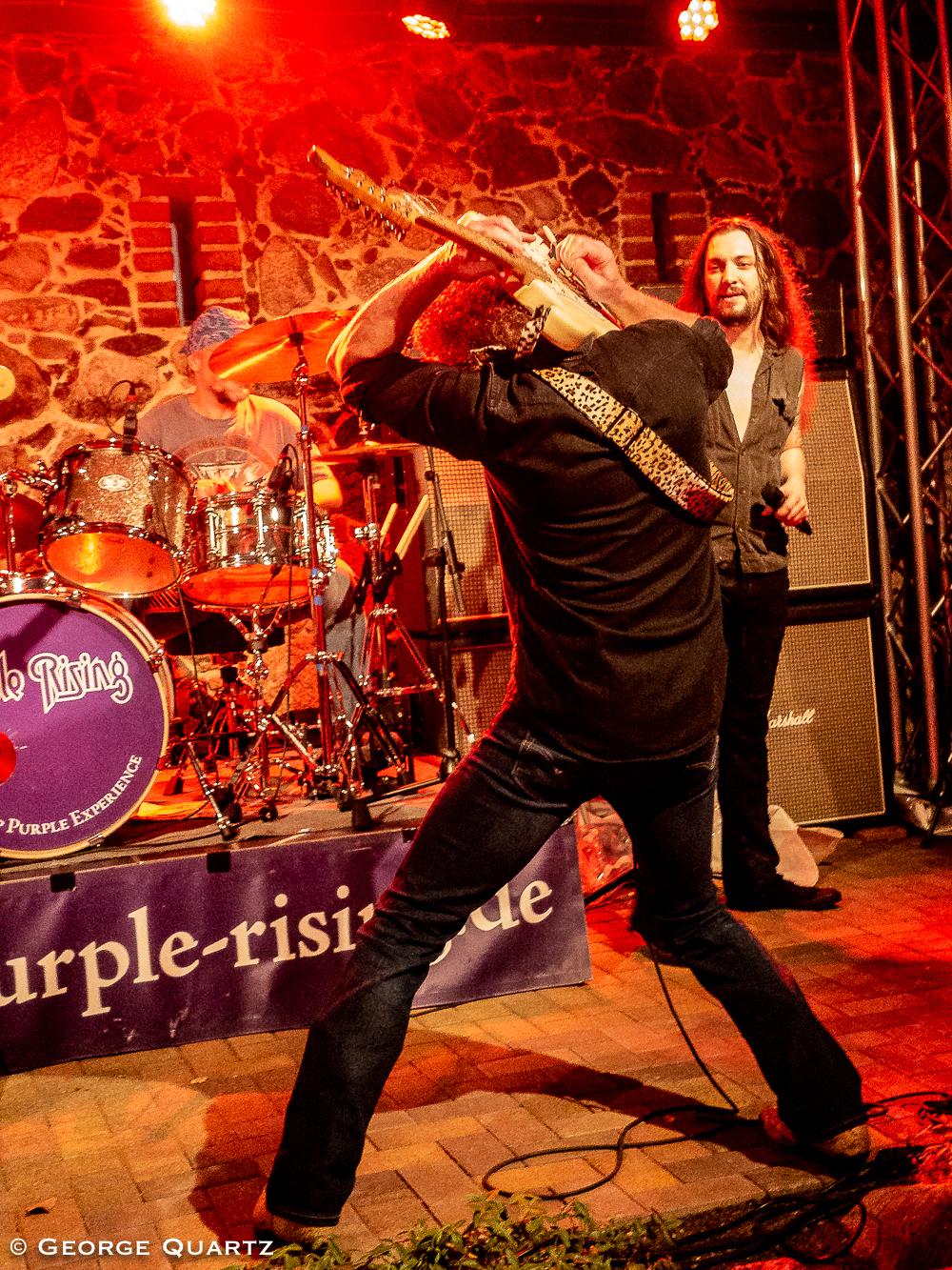 Purple Rising 2018