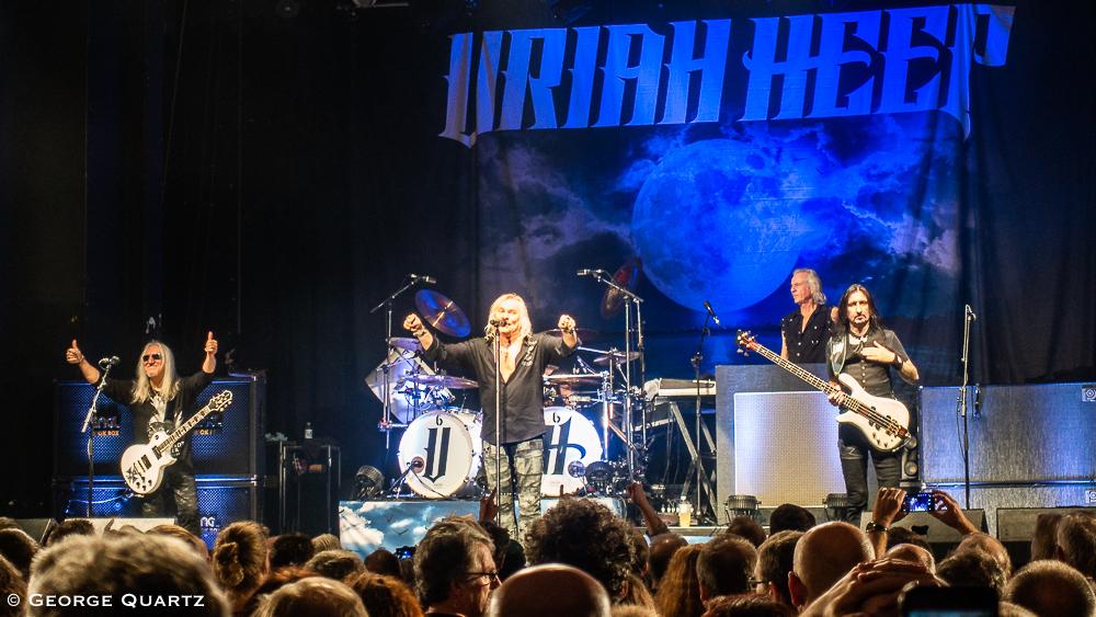Uriah Heep November 2018 Hannover, Capitol