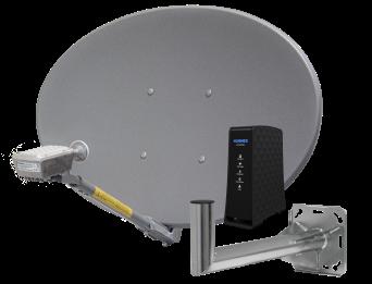 internet trés haut débit par satelitte Neosat de Nordnet