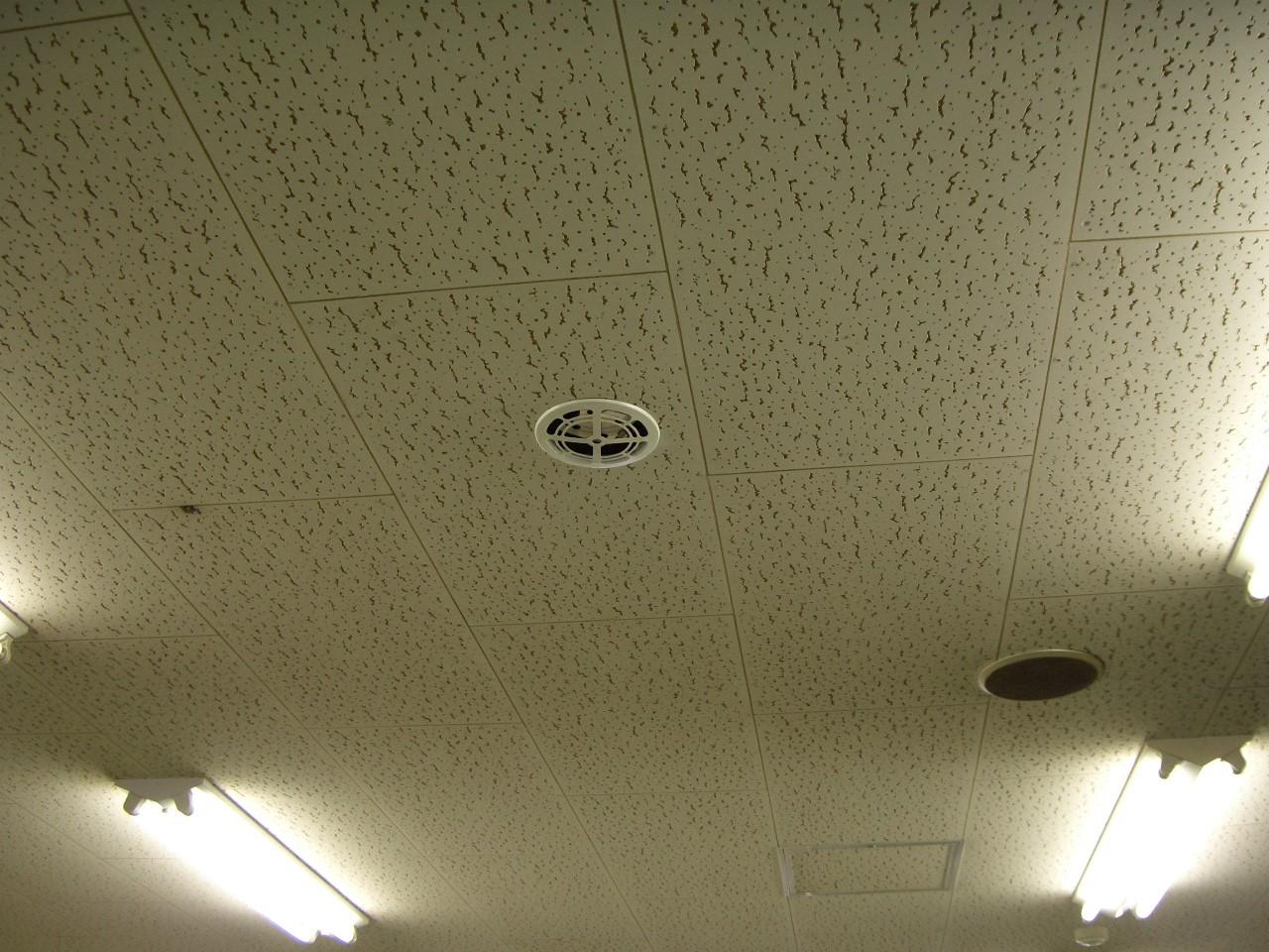 天井取付仕様1
