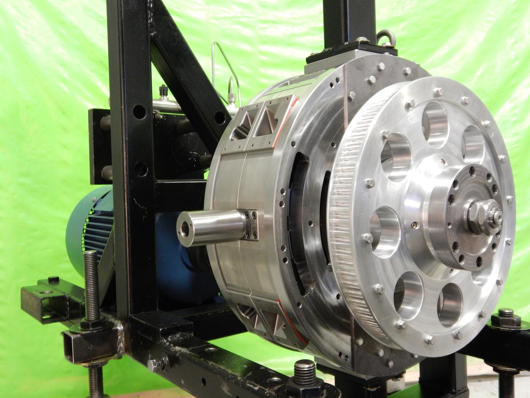 CHB-Ev. Common Rail Diesel Direct Injeciton