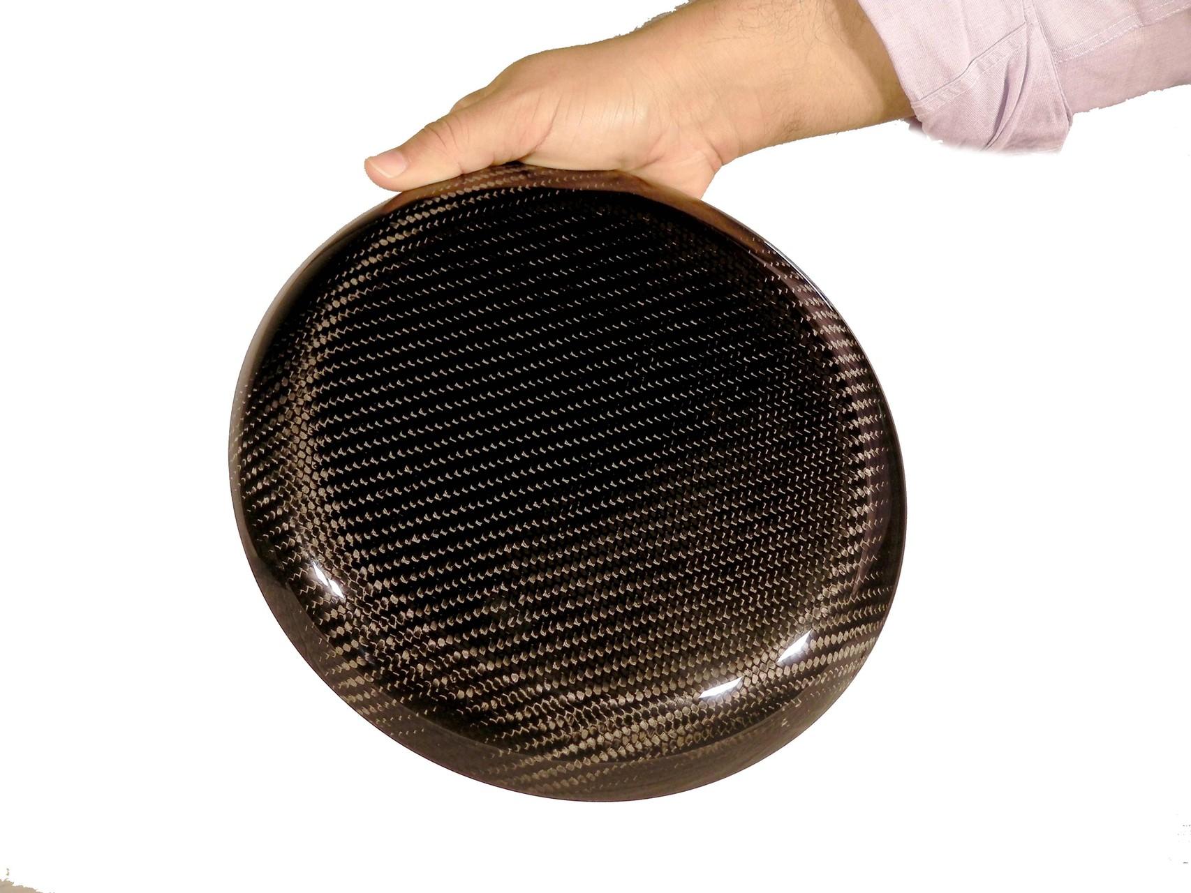 NR Exclusive Carbon Fiber Design--Frisbee