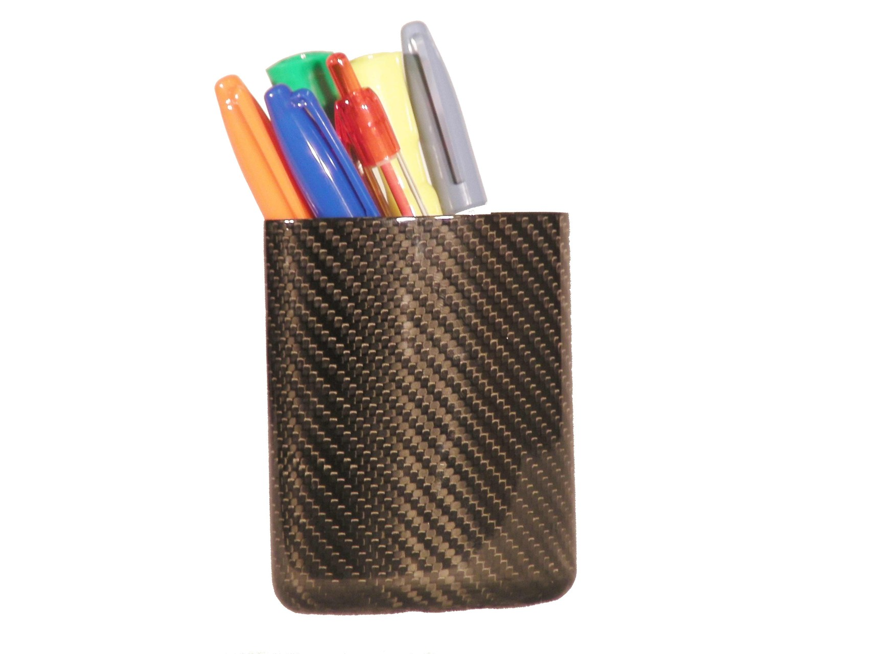 NR Exclusive Carbon Fiber Design-- Pen Holder