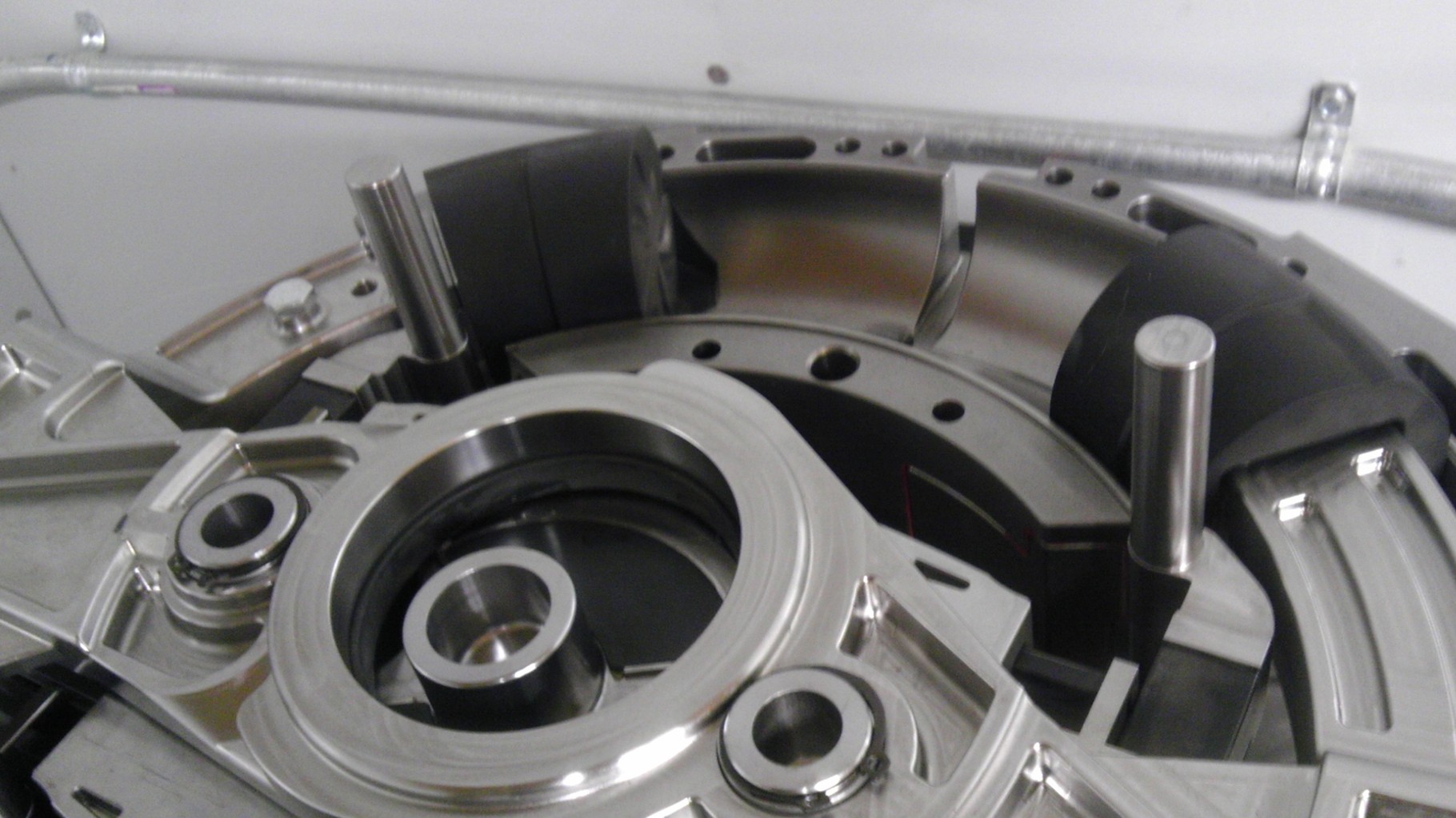 CHB-Evo. Internal Combustion Engine Combustion Chamber BDC
