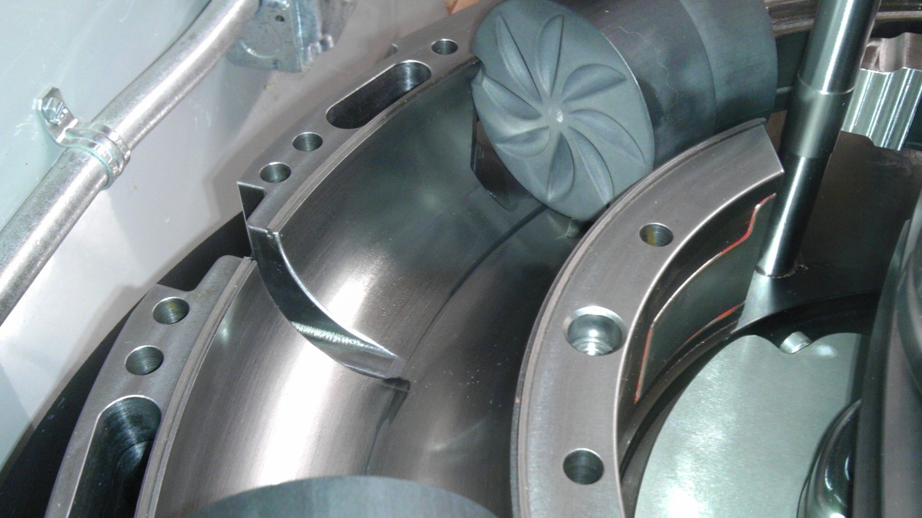 CHB-Evo. Internal Combustion Engine Combustion Chamber