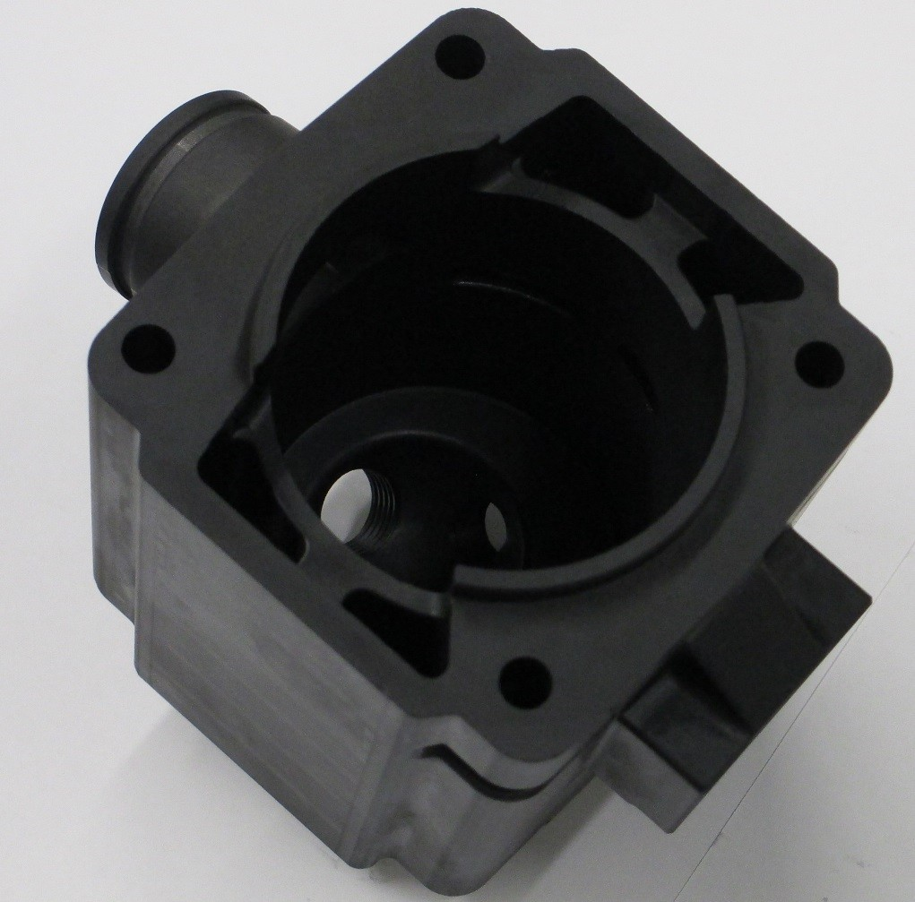 NR Ceramic Cylinder Liner for Two-Stroke Engines--Internal View