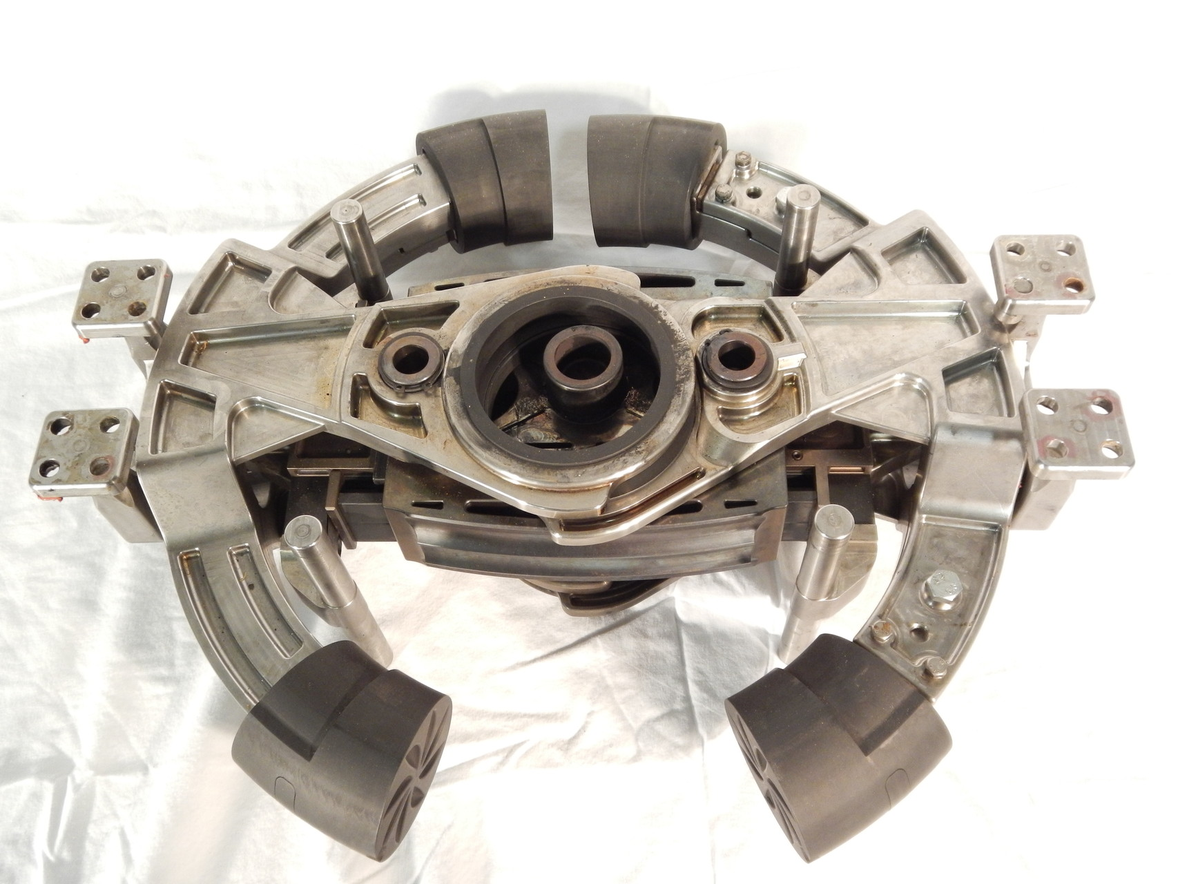CHB-Evo. Internal Combustion Engine Top View