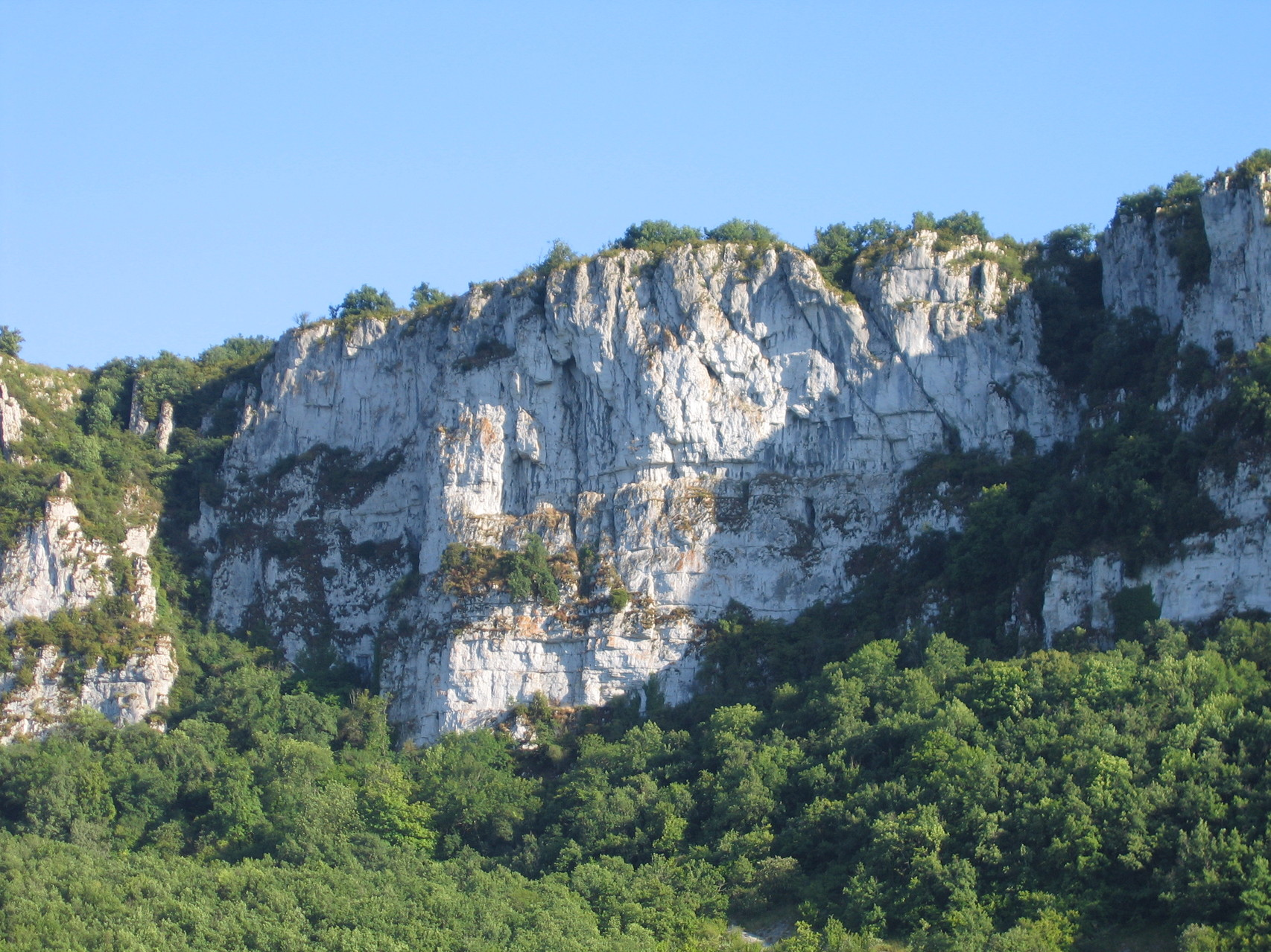 le roc d'anglars