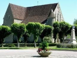 L'église saint Agnan