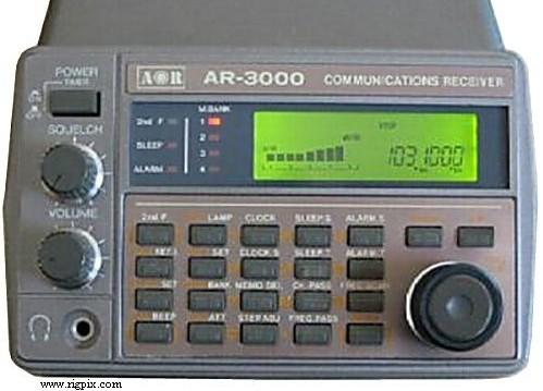 AOR3000
