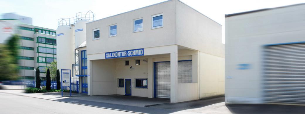 Salzkontor Schmid, Salzgroßhandel Stuttgart