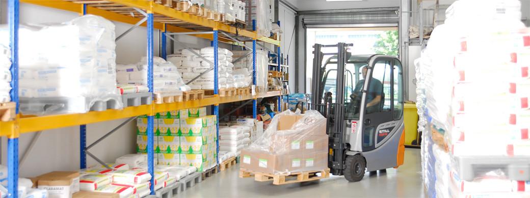 Salzkontor Schmid in Stuttgart Fellbach - Salzgroßhandel für Gewerbesalz, Industriesalz, Auftausalz und Streusalz.