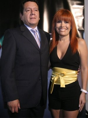 Magaly y Ney