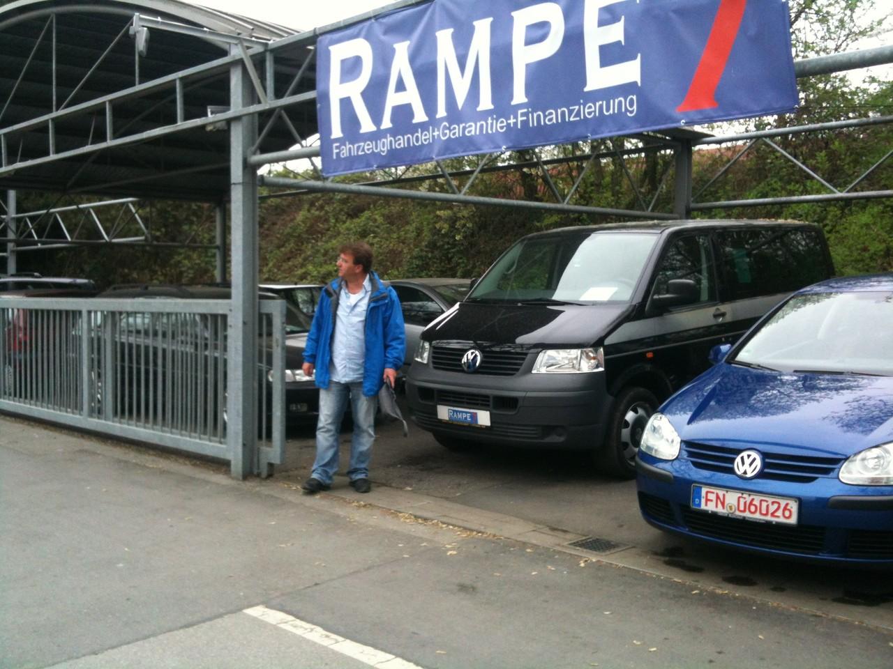 Unsere Fahrzeuge Rampe7 Webseite