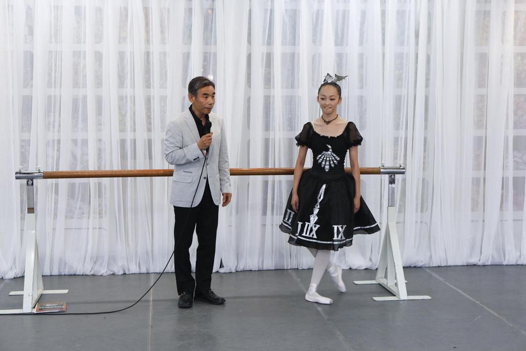 バレエ講義