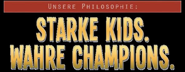 Die Philosophie der TOWASAN Karate Schule Markt Schwaben
